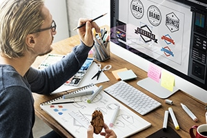 Formation Adobe CC Créative Cloud en ligne - formation PAO infographiste maquettiste